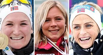 Kun tre kvinner blant de 30 mest omtalte idrettsutøverne i Norge i fjor: – Oppsiktsvekkende