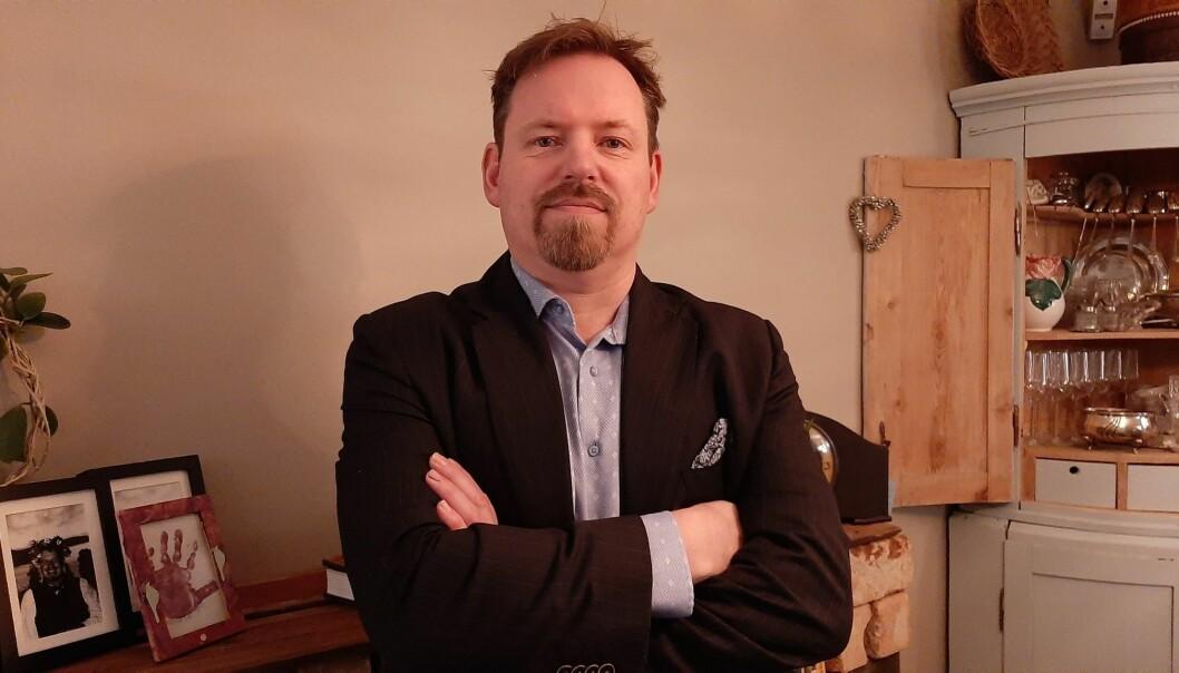 Espen Goffeng, skribent, universitetslektor og forfatter. Han skriver på M24 om mediekritikk.