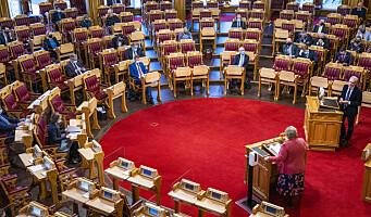 Åpenhet om lobbyvirksomhet