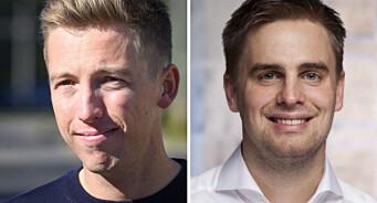 TV 2-journalist Lars Joakim Skarvøys Høyre-bindinger vekker reaksjoner: – Åpner døren for mistanke