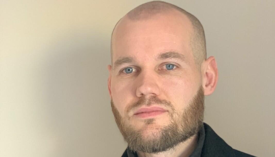 Stian André De Wahl blir sportsjournalist for Nettavisen på permanent basis.