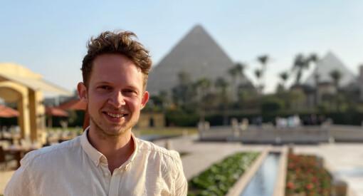 VGs reporter dekker kaos-VM i Egypt: – Virket helt umulig