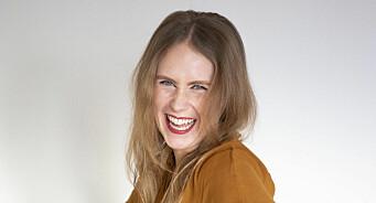 Silje Kampesæter (32) er ansatt som nyhetsredaktør i Forsvarets forum