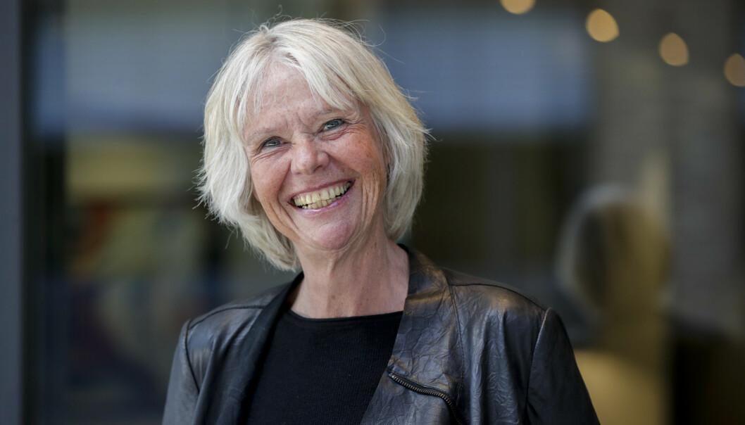 Ansvarlig redaktør i Sykepleien, Anne Hafstad.