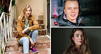 Avisa Oslo henter flere folk: Ansetter Klaudia (30) Erlend (26) og Maud (26)