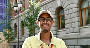 Abdirahman Hassan blir debatt-journalist i Aftenposten: – Det er et privilegium