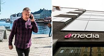 Amedia ville kjøpe Arendals Tidende. Redaktør-konflikten stoppet forhandlingene