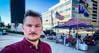 I 2016 dro Lars Os uten jobb med enveisbillett til USA. Nå blir han NRKs faste korrespondent