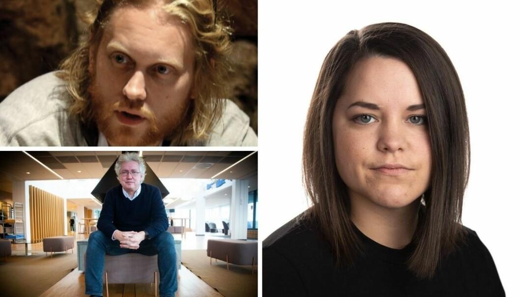 Ola Haram i VG og Per Anders Johansen og Nina Selbo Torset i Aftenposten er de tre norske medlemmene i ICIJ, som nå er nominert til fredsprisen