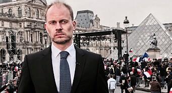 Philip Lote vender tilbake til Asia for NRK: – Jeg ånder og lever for livet som korrespondent