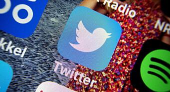 Kraftig bruker-vekst for Twitter