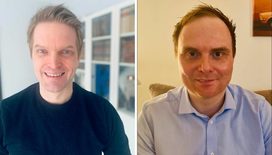 Øyvind Henriksen og Stian Olsen blir redaktører for Watch Mediers nye nisjer i Norge
