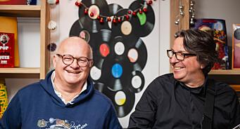 Finn Bjelke med nytt radioprogram: – Dette har jeg hatt lyst til siden tidlig på åttitallet