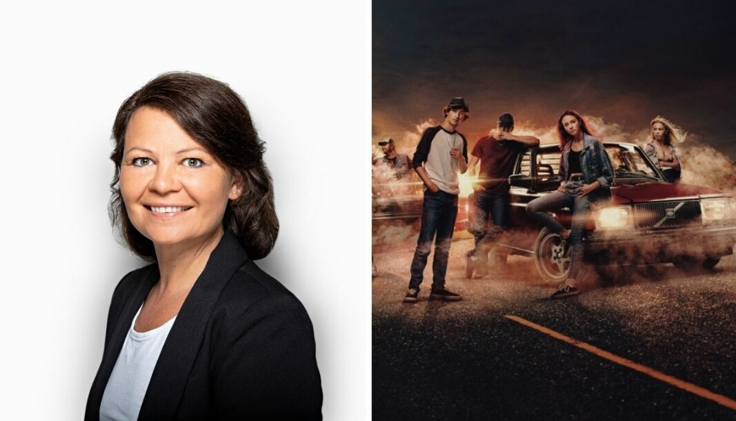 Ingrid Nergården Jortveit skriver om NRK-serien Rådebank.