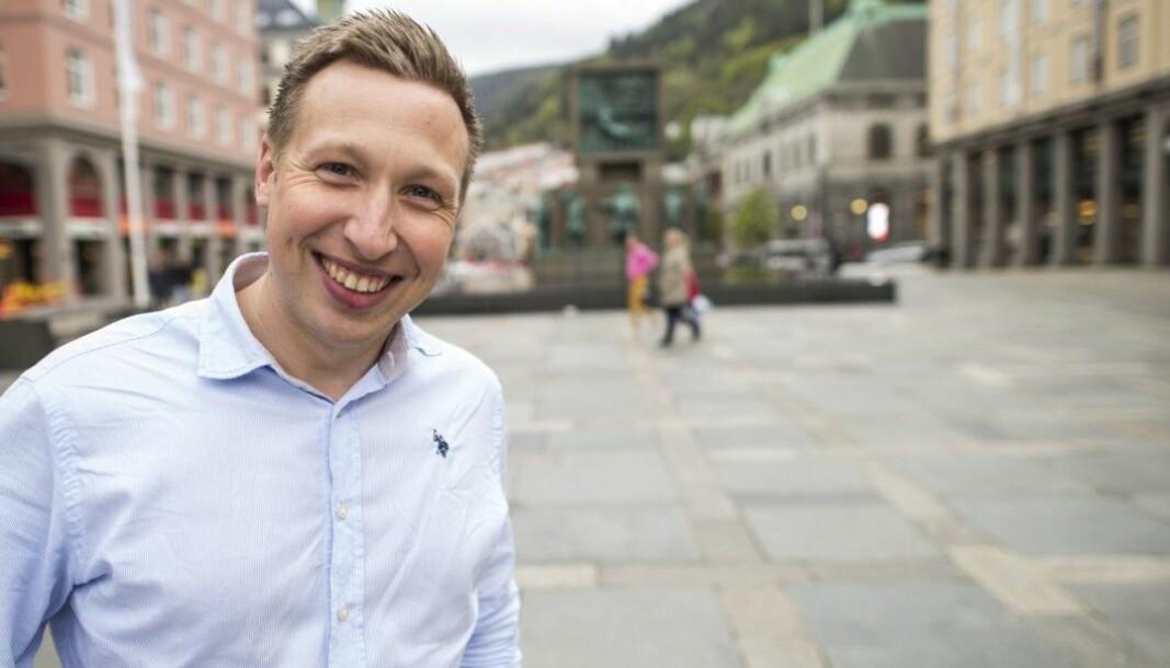 Trond Roger Nydal har vært Avisa Nordhordland-redaktør siden 2015.