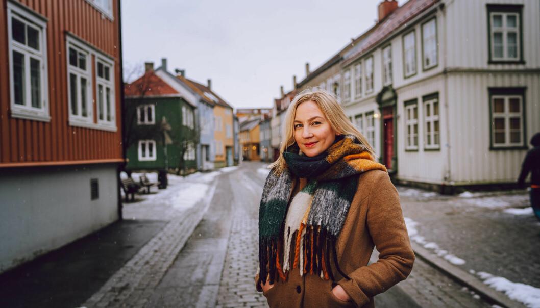 Journalist i Nidaros, Jenny Westrum-Rein