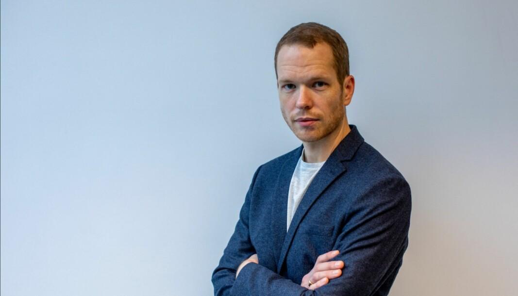Politisk journalist i Bergens Tidende, Anders Haga