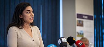 Shabana Rehman vant ikke frem i PFU - Vårt Land ble ikke felt