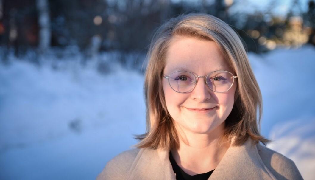 Karoline Almås Sørensen overtar som ansvarlig redaktør i Finnmarken