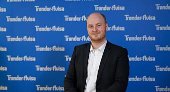 Dette vil Sivert Rossing oppnå som sjef i Trønder-Avisa: – Ønsker å dominere nyhetsbildet