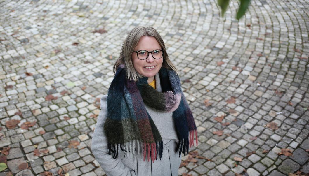 Journalist i Bergens Tidende, Målfrid Bordvik.