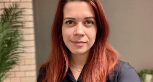 Katinka Sletten forlater journalistikken: – Må forstå verdien av sosiale medier