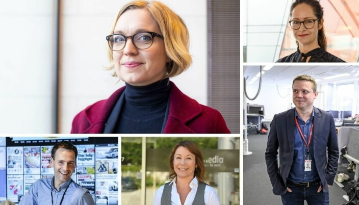Hvem kan bli ny sjefredaktør i E24? Her er 5 kandidater vi tror kan være aktuelle