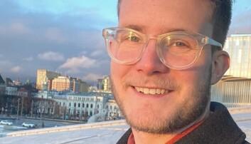 Morten Schwencke (27) har fått fast jobb som kulturjournalist i Aftenposten