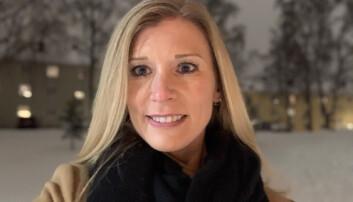 Ingunn Dorholt (34) er ny politisk reporter i Dagbladet