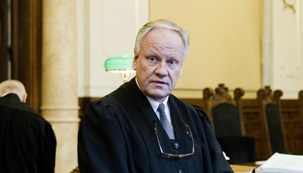 Advokat Sigurd Klomsæt.
