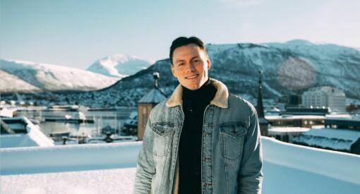 Hallvar Agersborg blir kreativ leder i Nordlys: – Utrolig spennende