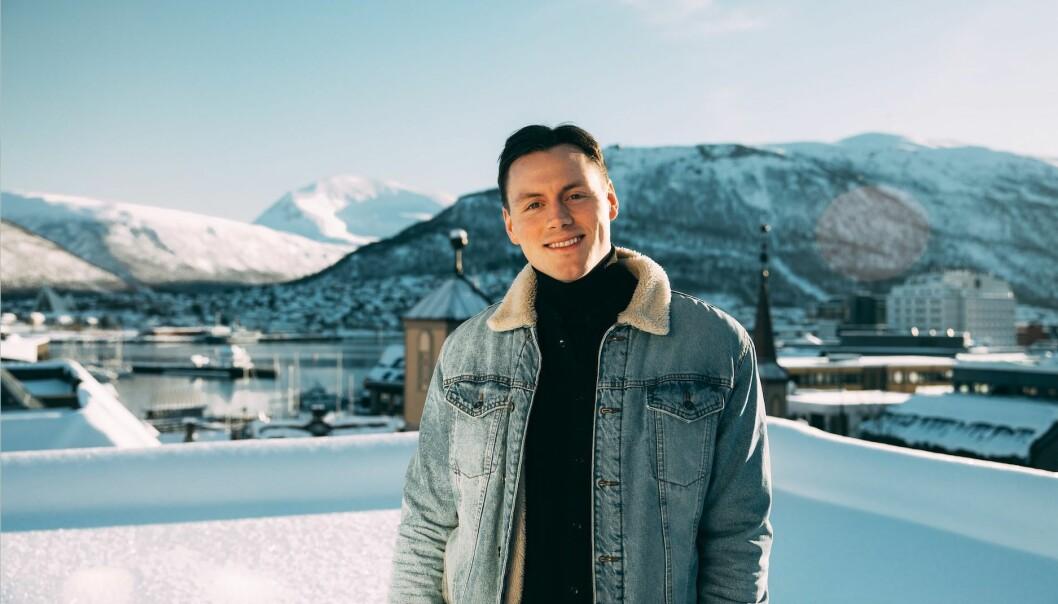 Hallvar Agersborg blir kreativ leder i Nordlys.