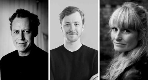 Aftenposten ansetter Monica Strømdahl, Martin Slottemo Lyngstad og Paal Audestad