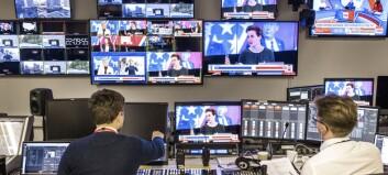 VGTV søker tilkallingsvikarer som teknisk produsent