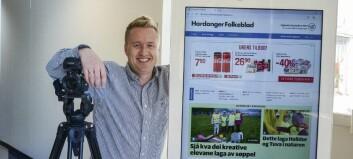 Hardanger Folkeblad søker journalist til fast stilling