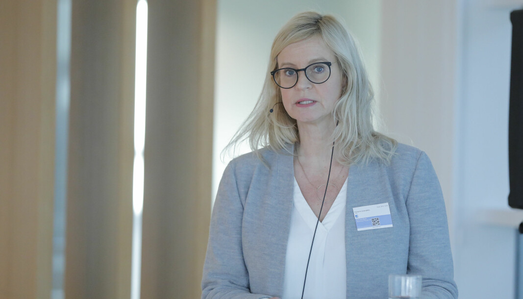 Nyhetsredaktør i TV 2, Karianne Solbrække.