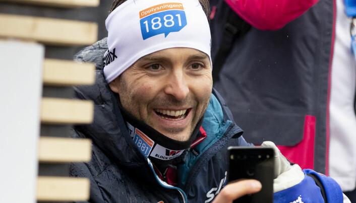 Magnus Moan skal lage innhold på SoMe for kombinert-landslaget under VM
