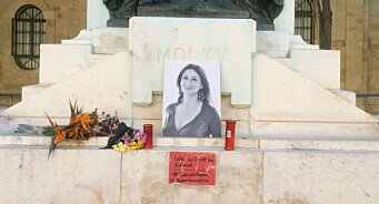 Mann dømt til 15 års fengsel for journalistdrap på Malta