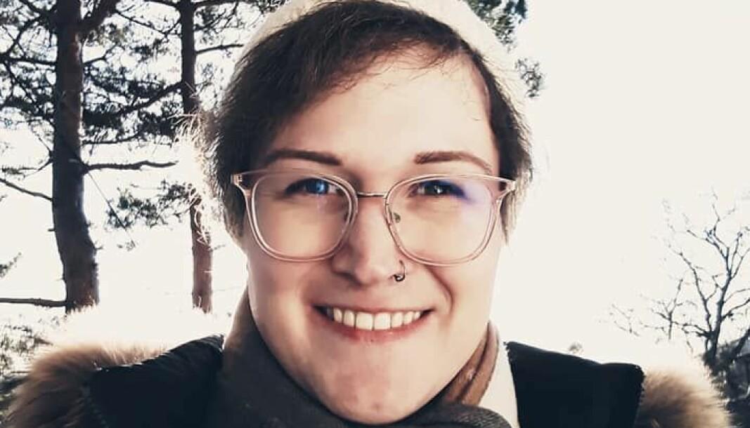 Sosialantropolog Miriam Aurora Hammeren Pedersen.