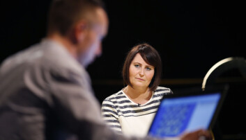 Line Andersen om søksmålet: – Jeg håper fra bunnen av mitt hjerte at jeg kan fortsette i NRK