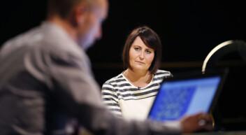 Line Andersen møter NRK i retten. Dette handler konflikten om
