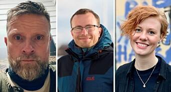 iTromsø henter tre nye journalister: – Rutinerte og svært dyktige