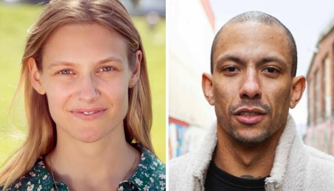Ingrid Simensen og Tete Lidbom er ferdige som programledere for P3-programmet Norske Tilstander.