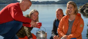 Sommerjobb som programleder for Opptur på NRK P1