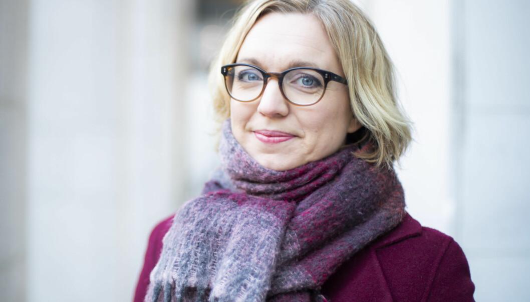 Sarah Sørheim, nyhetsredaktør i NTB