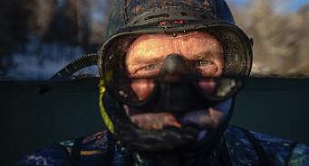Havets giganter skremmer ikke DN-fotografen. Nå får han internasjonal heder for undervannsbildene