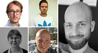 Sandefjords Blad ansetter nye journalister og frontsjefer