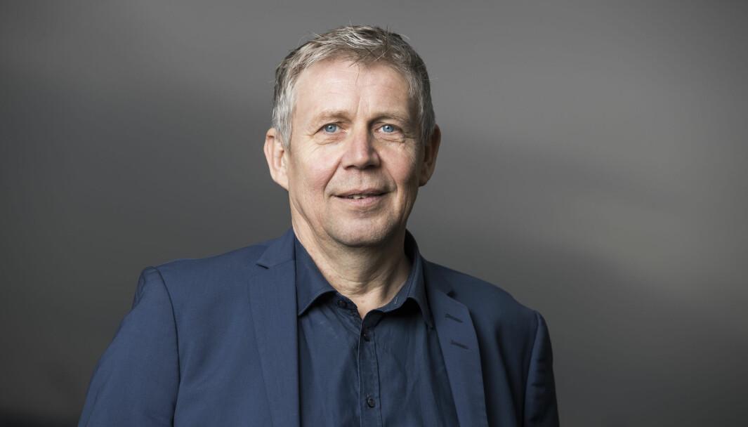 Programdirektør Eivind Landsverk er ferdig som programdirektør i Discovery i slutten av mars.