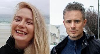 Synne og Stian får faste jobber i MN24: – Spennende og talentfulle journalister
