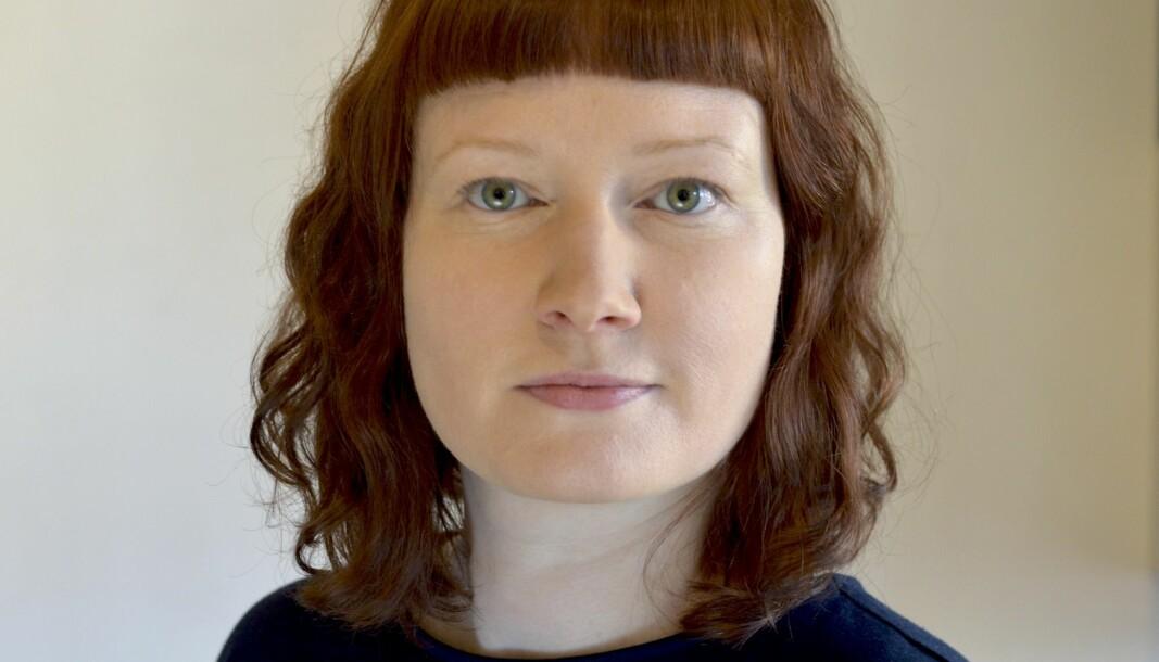 Frilansjournalist Tori Aarseth